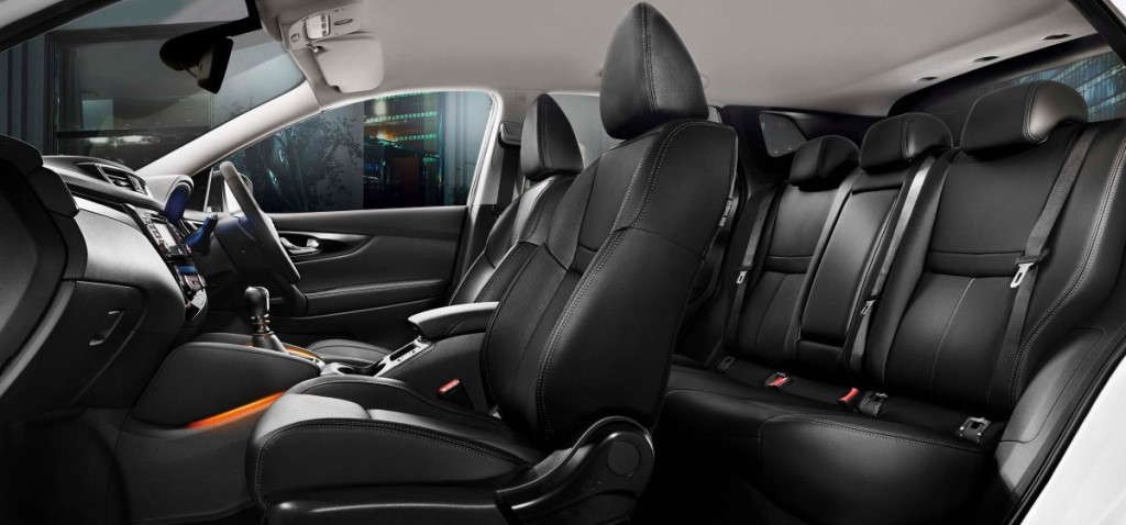 New Nissan Qashqai For Sale Interior