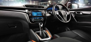 New Nissan Qashqai For Sale Interior3