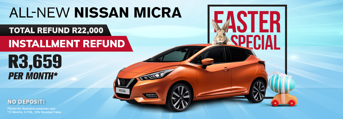 homepage promo banner micra